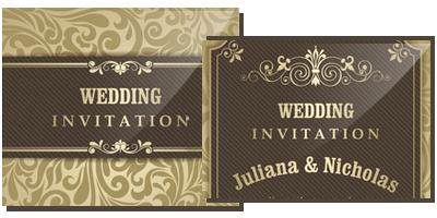 Wedding card maker software designs printable wedding for Wedding invitation maker program