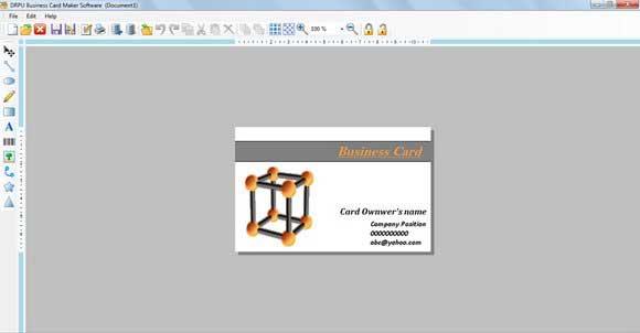 Business Cards Designing